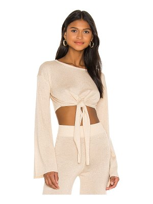 Song of Style electra sweater
