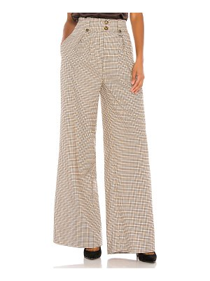 Song of Style faye pant