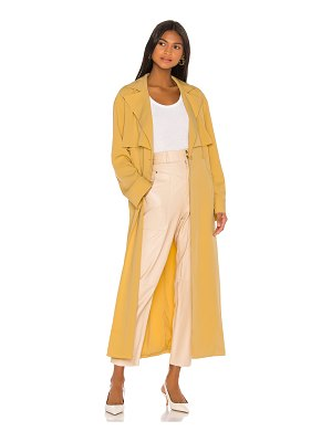 Song of Style hugo trench coat