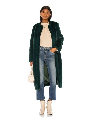 Song of Style ira coat