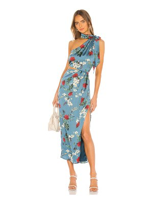 Song of Style jules maxi dress