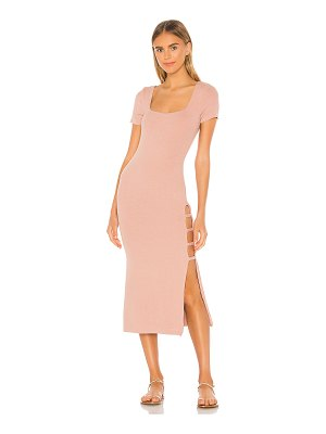 Song of Style rigby midi dress