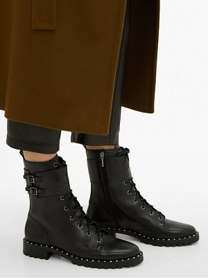 Sophia Webster bessie studded leather ankle boots