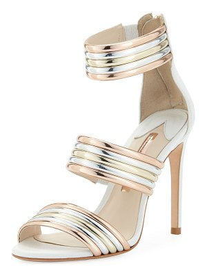 Sophia Webster Joy Multi-Metallic Sandals
