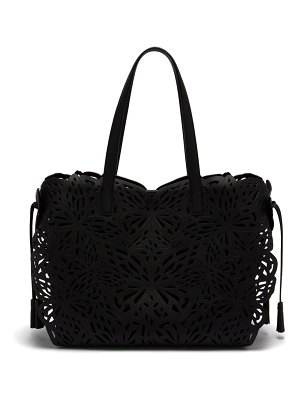 Sophia Webster liara butterfly leather tote
