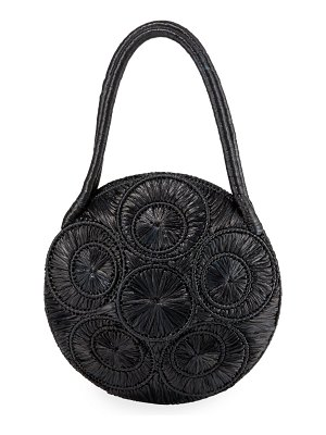 Sophie Anderson Saba Woven Large Basket Bag