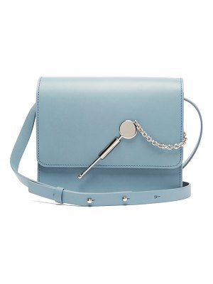 Sophie Hulme cocktail large leather cross body bag
