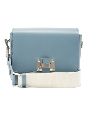 Sophie Hulme the quick small leather cross body bag