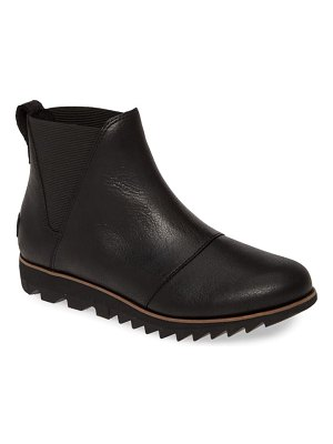 Sorel harlow waterproof chelsea boot