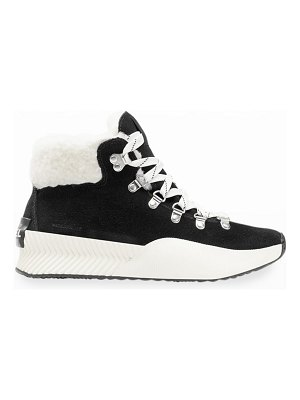 Sorel Out N About III Conquest Suede Hiker Boots