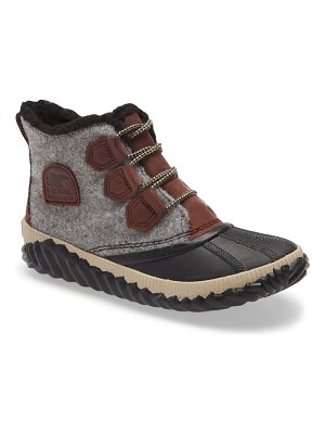 Sorel out n about plus waterproof bootie