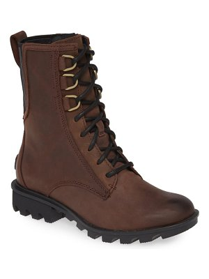 Sorel phoenix waterproof lace-up boot
