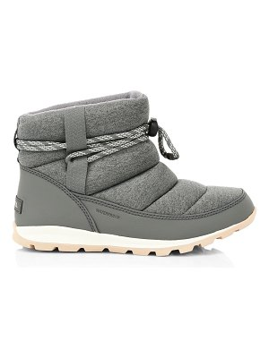 Sorel whitney short waterproof snow boots