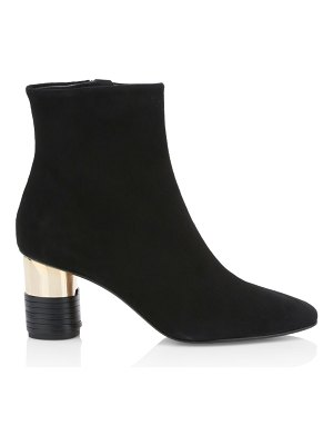 Souliers Martinez suede ankle boots