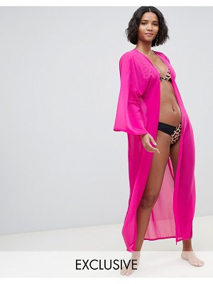 South Beach exclusive beach kimono