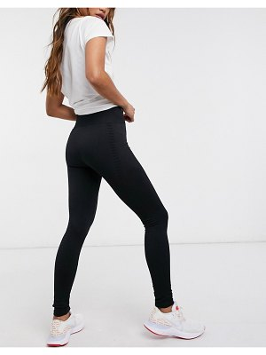 South Beach fitness seamless leggings in gray