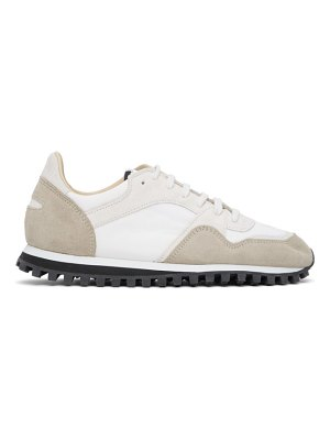 Spalwart and grey marathon trail low sneakers