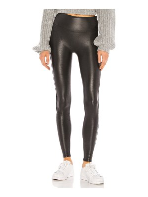 SPANX petite faux leather legging
