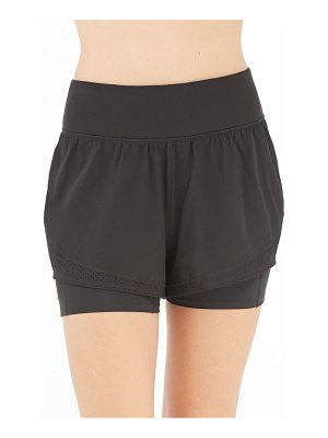 SPANX spanx booty boost double layer shorts