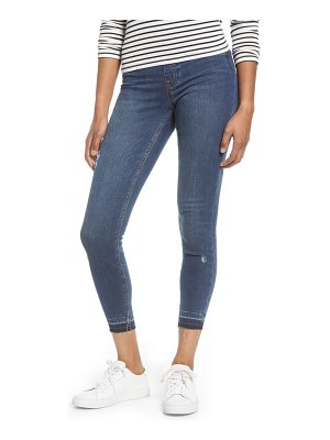 SPANX spanx distressed ankle jeggings