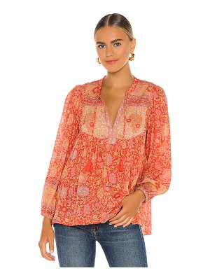 Spell & The Gypsy Collective love story blouse