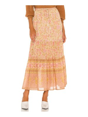 Spell & The Gypsy Collective love story boho skirt