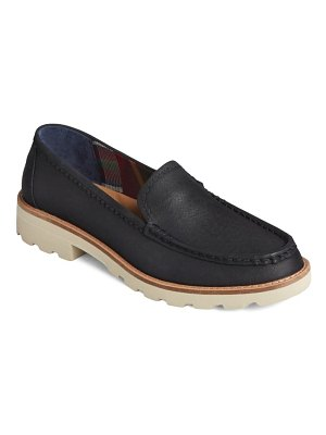 Sperry authentic lug sole loafer