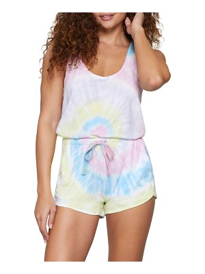 Spiritual Gangster Perfect Tie-Dye Lounge Romper