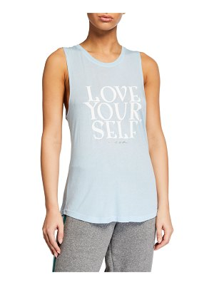 Spiritual Gangster Self Love Muscle Tank