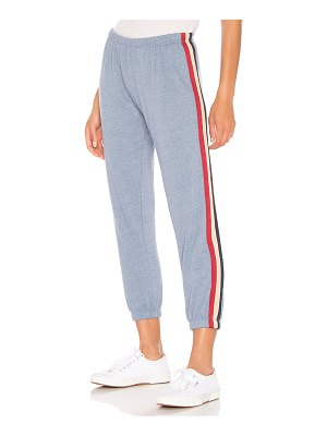 Spiritual Gangster Stripe Perfect Sweatpant