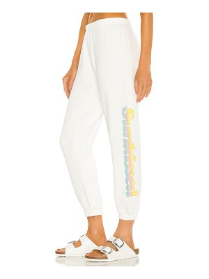 Spiritual Gangster sunkissed perfect terry sweatpant