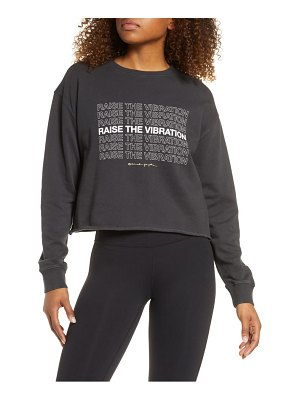 Spiritual Gangster vibration mazzy graphic pullover
