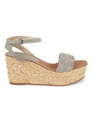 Splendid Marlene Woven Platform Wedge Sandals