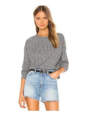Splendid reed long sleeve top