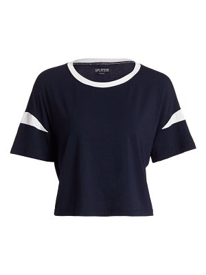 Splits59 quinn panelled t-shirt
