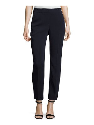 St. John Classic Emma Stretch Cropped Pants
