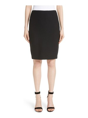 St. John gail knit pencil skirt
