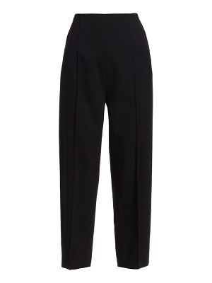 St. John grain de poudre stretch wool pants