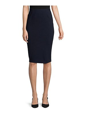 St. John knit pencil skirt