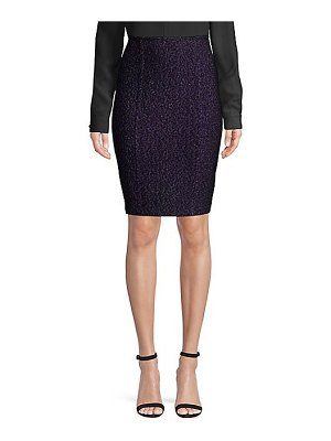 St. John marianne knit pencil skirt