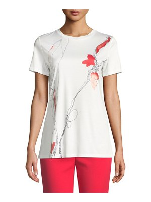 St. John Watercolor Print T-Shirt