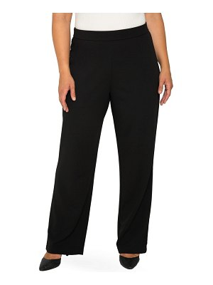 Standards & Practices high waist stretch crepe trousers
