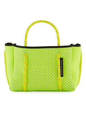 State of Escape Perforated Neoprene Small Crossbody Bag