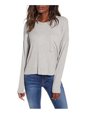 Stateside ribbed sweater