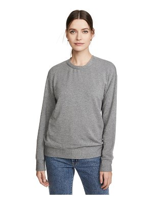 Stateside viscose fleece pullover
