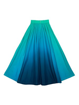 STAUD cypress ombe maxi skirt