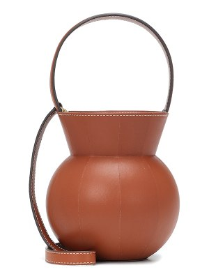 STAUD Keaton leather bucket bag