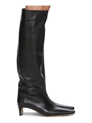 STAUD leather wally boots