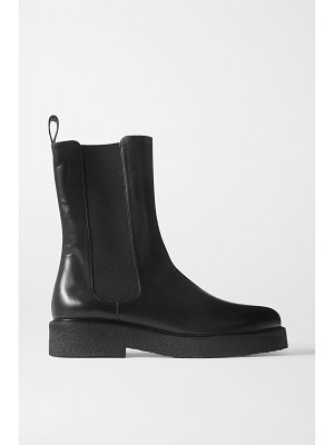 STAUD palamino leather chelsea boots