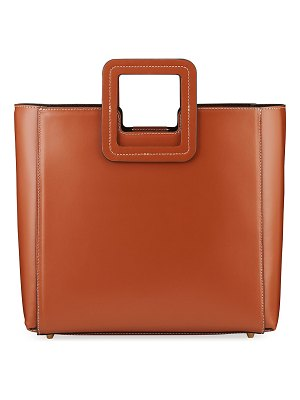 STAUD Shirley Two-Piece Leather Tote Bag